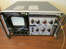 HP 141T Spectrum Analyzer With 8553B and 8552B
