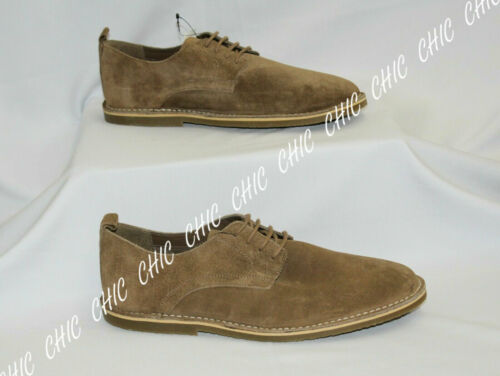 Marks /& Spencer Mens Collection Suede Leather Lace Up Shoes Boots Brown BNWT