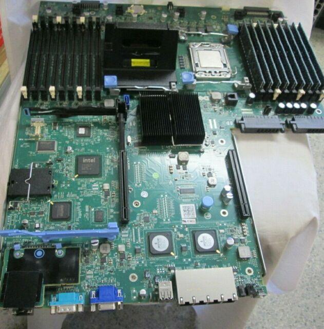 Genuine Dell PowerEdge R610 Server System Board 1W9FG 8GXHX P8FRD 86HF8 F0XJ6