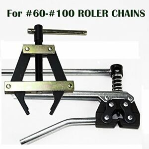 Roller Chain Puller Holder for Chain Size 60 80 and 100 Free Shipping
