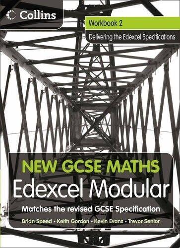 1 of 1 - New, New GCSE Maths - Workbook 2: Edexcel Modular (B), , Book