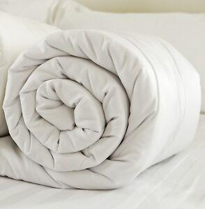 4.5 7.5 /& 9 Tog 120 x 150 cm Luxury MICROFIBER COT BED DUVET + PILLOW
