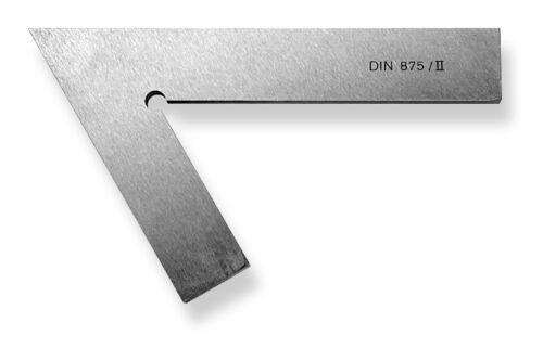 Spitz-Flachwinkel 60° 150x100 mm DIN 875 Spezialstahl NEU Spitzwinkel 60°