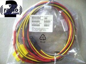 new motorola 05 07 09 control head power cable xtl2500. Black Bedroom Furniture Sets. Home Design Ideas