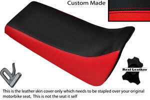 Seat Covers Motorcycle & ATV Yamaha Blaster Balck Red Seat Cover