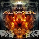 All for Metal, Vol. 3 [CD/DVD] by Various Artists (CD, Dec-2012, AFM Records)