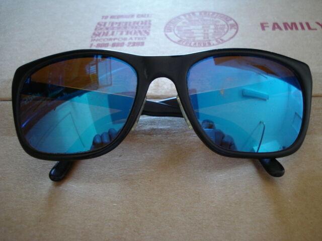 287bd3849b Revo Vintage 840 001 Blue Mirror Sunglasses