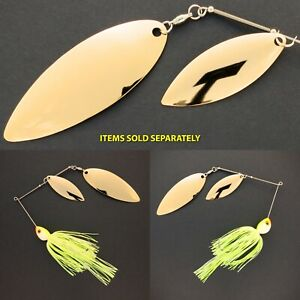 Bassdozer-spinnerbaits-BIG-WILLOW-DOUBLE-CHARTREUSE-WHITE-spinner-bait-baits