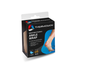 Thermoskin-EL-Adjustable-Figure-8-Ankle-Wrap-XL-605