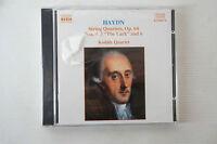 Haydn - String Quartets Op.64, Kodaly Quartet, Naxos Disc, NEU!!! CD (Box 55)