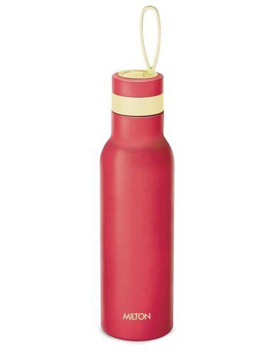 Milton Smarty Stainless Steel Water Bottle 490ml Orange
