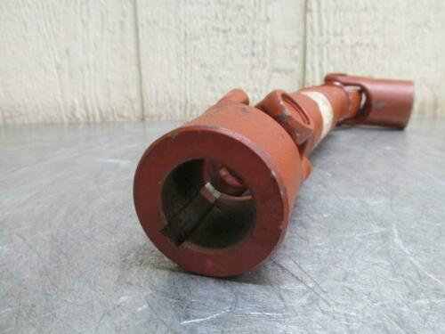 """1-3//16/"""" Round Adapters Driveshaft Splined Drive Shaft Universal Joint 16/"""""""