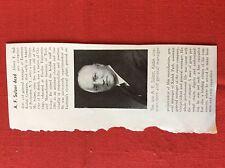 m2r ephemera 1944 picture film item obituary a f sulzer eastman kodak co