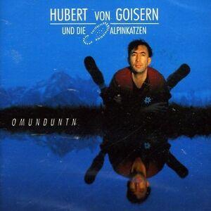 Hubert-von-Goisern-Omunduntn-1994-amp-Die-Alpinkatzen-CD