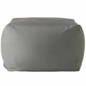 Superb Muji Beads Sofa Cover That Fit Your Body Charcoal Gray 65X65X43Cm Bralicious Painted Fabric Chair Ideas Braliciousco