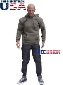 1-6-Scale-Sweater-Jeans-Sneakers-Set-B-For-12-034-Hot-Toys-PHICEN-Male-Figure-USA