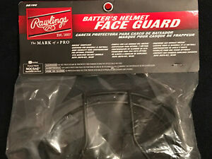 Lot of 3 New Rawlings RCS1 Batters Helmet Chin Straps With Or Without Logo