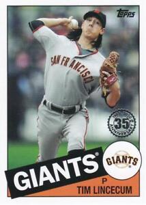2020-Topps-Update-1985-Baseball-35th-Anniversary-85TB-40-Tim-Lincecum-Giants