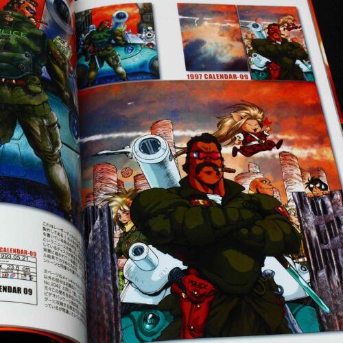 Intron Depot 8 Bomb Bay ANIME MANGA ARTBOOK NEW Masamune Shirow