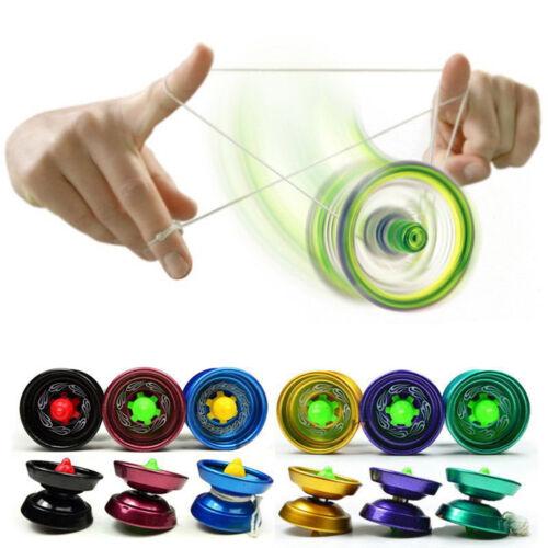 Cool alluminio design professionale YoYo con cuscinetto a sfera String Tric PJ