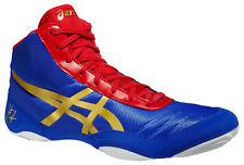 e8c3a8e1e302 item 6 NEW ASICS JB ELITE V2.0 Jet Blue Oly Gold Red Wrestling Shoe 10.5  FREE SHIPPING -NEW ASICS JB ELITE V2.0 Jet Blue Oly Gold Red Wrestling Shoe  10.5 ...