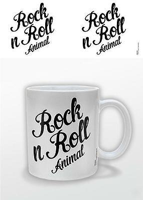 ROCK 'N' ROLL ANIMAL TASSE / KAFFEETASSE - MUG