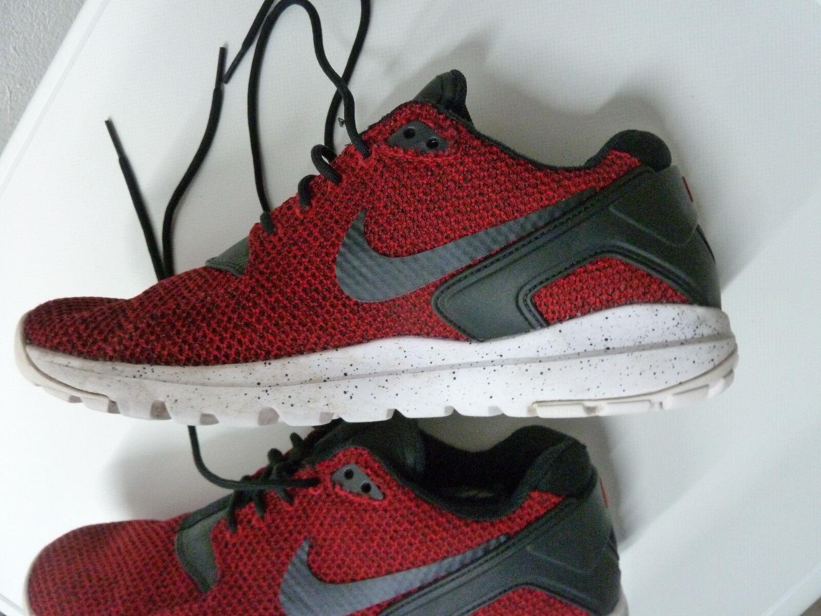 Nike Precision II Indoorschuhe Herren schwarzanthrazit 47