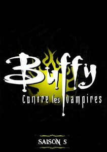 Buffy-contre-les-vampires-Saison-5-DVD-NEUF