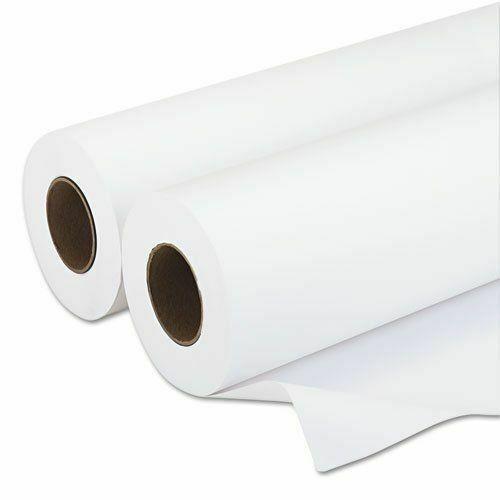 NEW DIETZGEN 36  x 300' INK JET BOND PAPER 2  CORE 730 730360U - 2 ROLLS PER BOX
