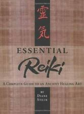 Essential Reiki : A Complete Guide to an Ancient Healing Art by Diane Stein (1995, Paperback)