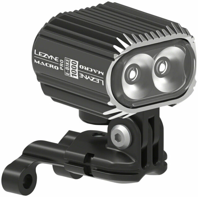 Lezyne Ebike Macro Drive 1000 LED Headlight