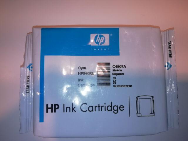 Original HP Officejet 940 XL cyan Patrone Drucker 8000 8500 8500A NEU
