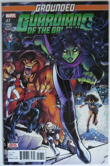2017 GUARDIANS OF THE GALAXY #17  -  NM                        (INV18577)
