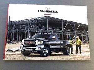 2018 Gmc Truck 52 Page Deluxe Brochure Catalog Sierra Hd Yukon