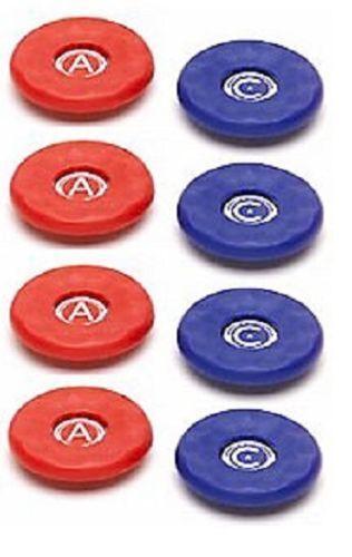 2-1//8 American Blue Shuffleboard Puck