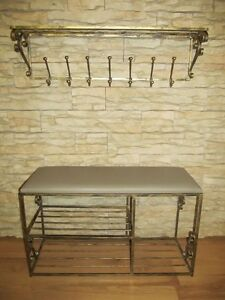 schuhregal kleiderhaken schuhschrank schuhst nder thomas. Black Bedroom Furniture Sets. Home Design Ideas