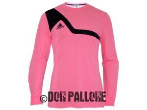 adidas-Bilvo-13-Torwart-Jersey-Gr-S-Goalkeeper-Shirt-Torhueter-Trikot-Polsterung