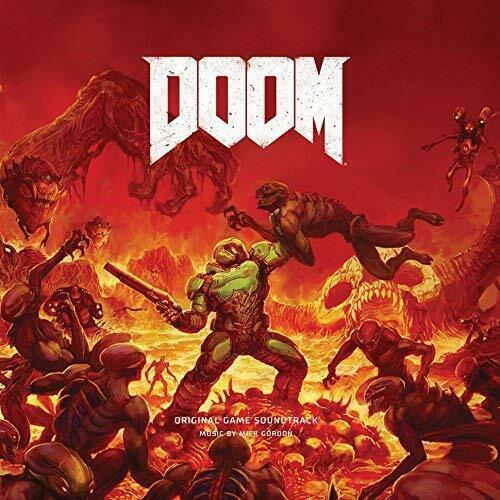 Mick Gordon-Doom (Original Game Soundtrack (UK IMPORT) VINYL NEW