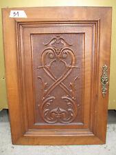 1 PORTE ANCIENNE EN NOYER--ANCIENT DOOR--N°91