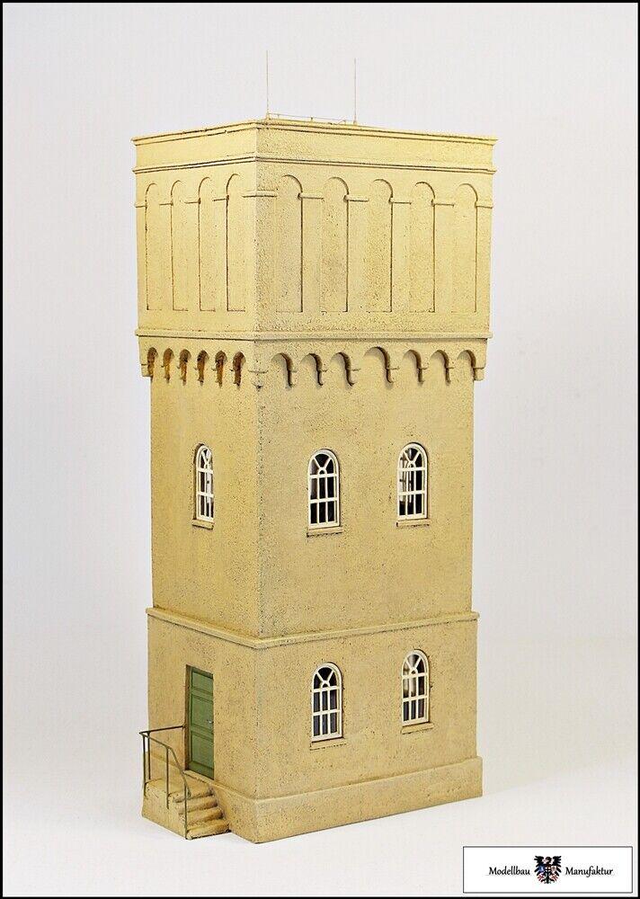 últimos estilos Gran torre de agua con techo de de de zinc (modelo terminado) - pista 1  hasta un 50% de descuento