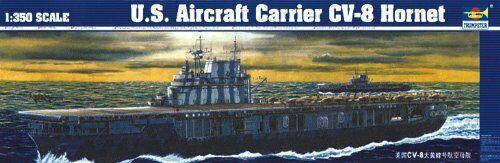 Claxon 1   350, American Hornet cv8 portaerei Kit model.