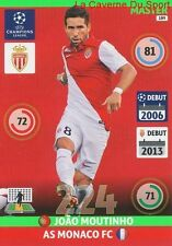 189 JOAO MOUTINHO AS.MONACO.FC  CARD CHAMPIONS LEAGUE ADRENALYN 2015 PANINI