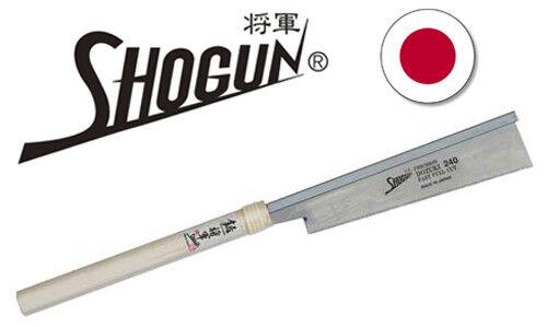 MCD240 Shogun Japanese 240mm Fixed Blade Professional Dozuki Saw