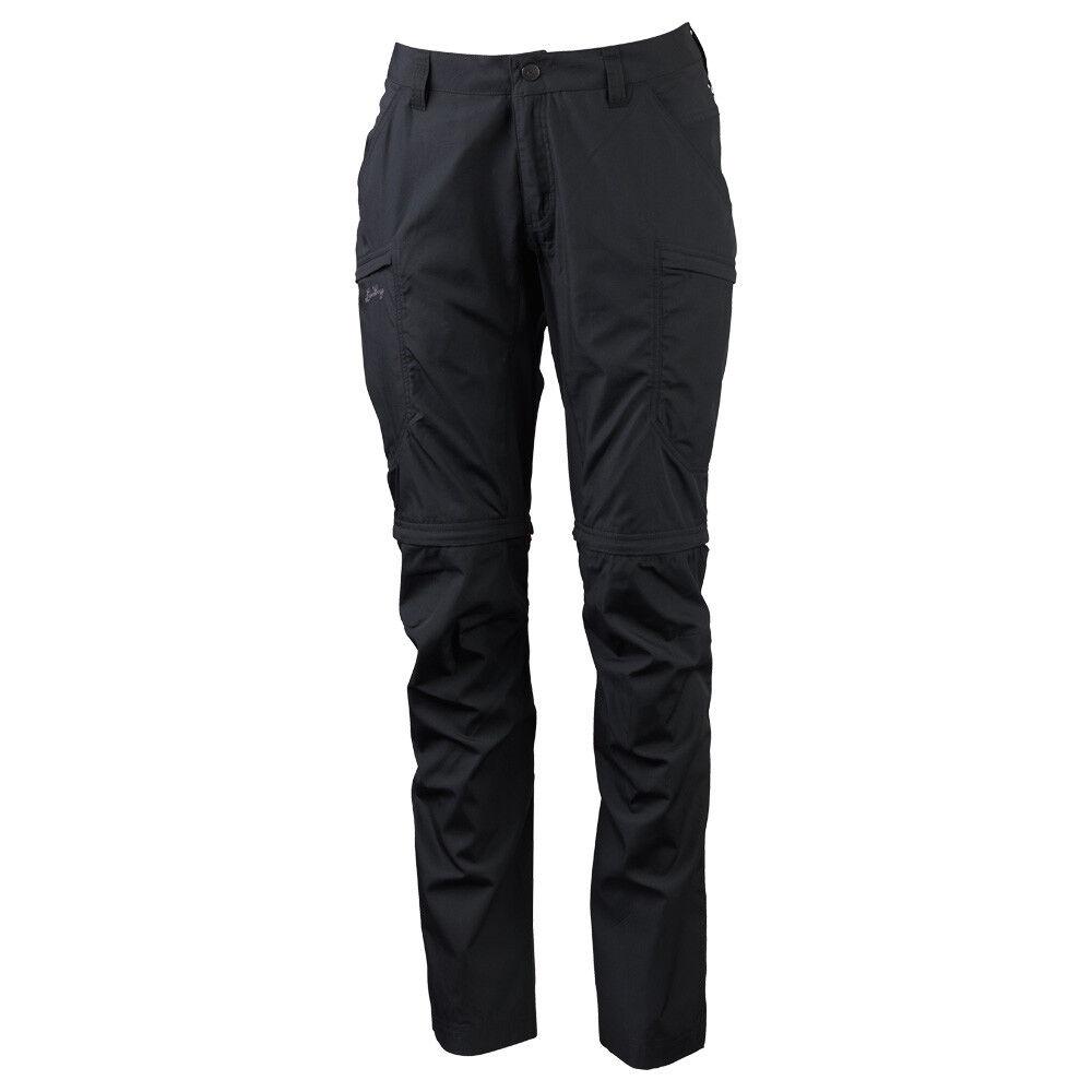 Lundhags Nybo ZipOff Pant damen Damen Zip-Off Trekkinghose