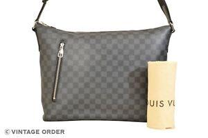 Louis Vuitton Damier Graphite Mick MM Shoulder Bag N40004 - YG01185