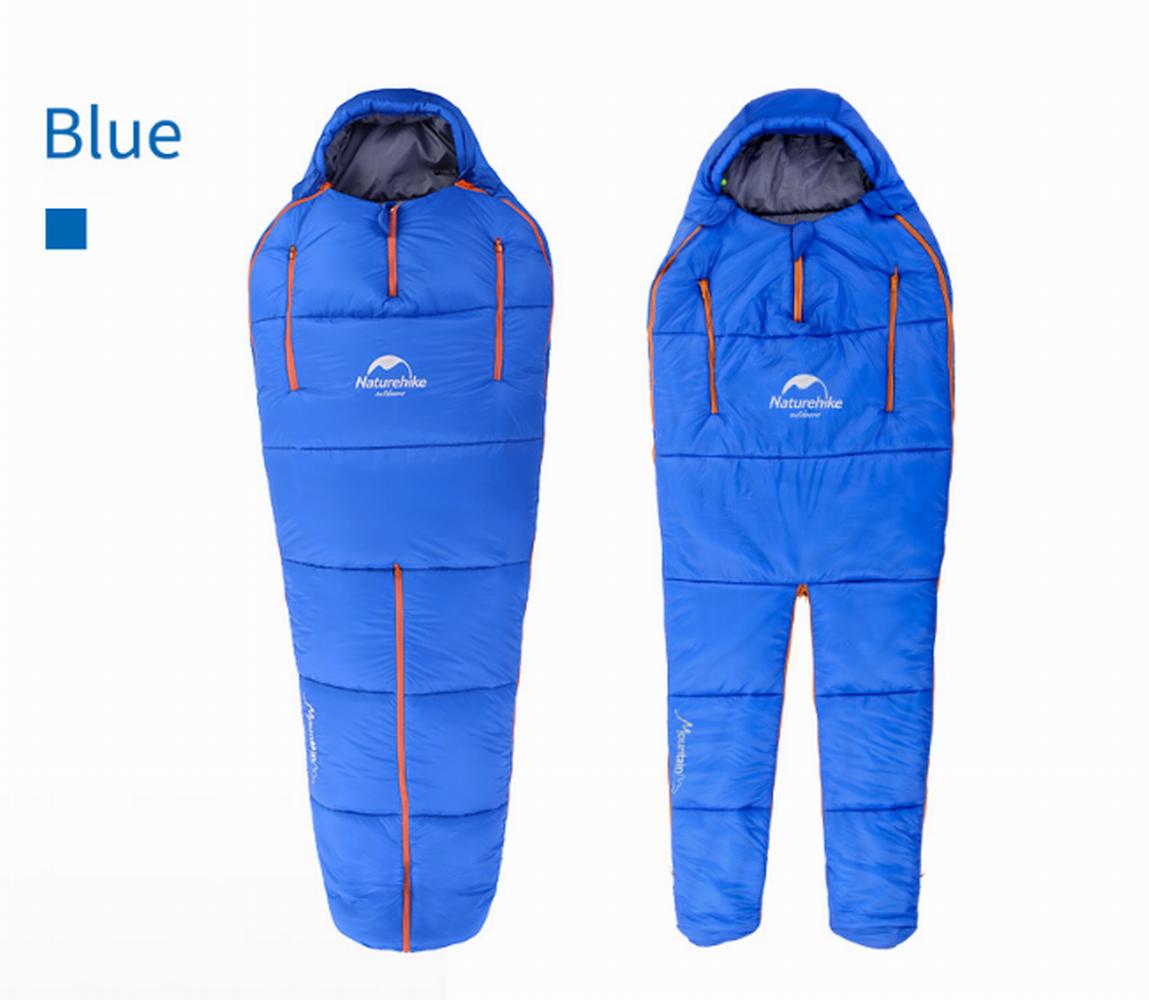Glänzend nylon Menschenschlafsack schlafsäcke biwaksack wetlook Mumienschlafsack