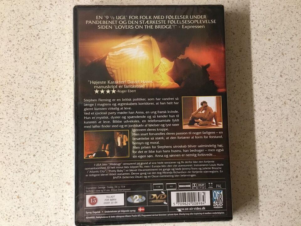 Misbrugt, DVD, drama
