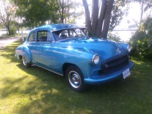 1950 Chevy belair