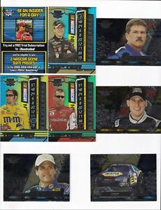 2005-High-Gear-VARIOUS-INSERTS-PICK-LOT-YOU-Pick-any-4-of-the-23-cards-for-1