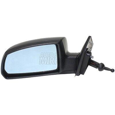 FULL ADHESIVE Driver Side View Left 788LF FITS 06-09 KIA RIO RIO5 Mirror Glass